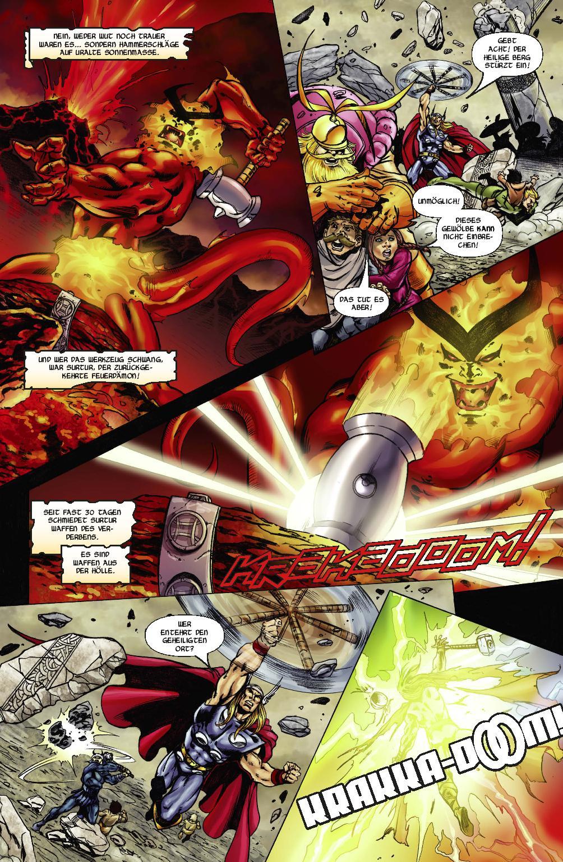 Marvel Comic | THOR: RAGNARÖK | Panini-Verlag