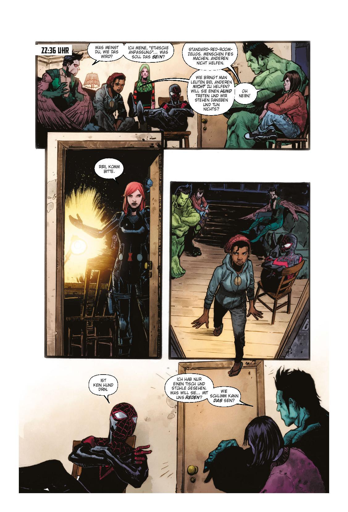 Aus dem Inhalt: Marvel | SECRET EMPIRE SONDERBAND 1: IM SCHATTEN DER HYDRA | Panini Verlag