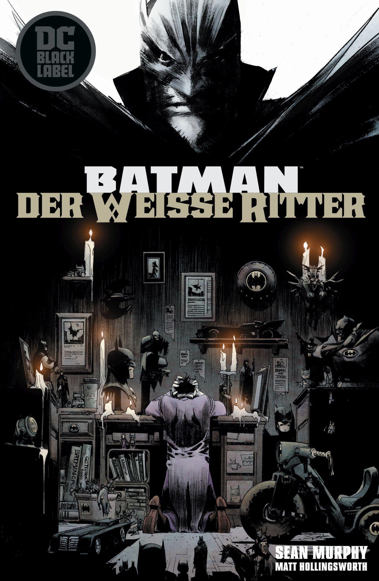 Batman - Der Weiße Ritter