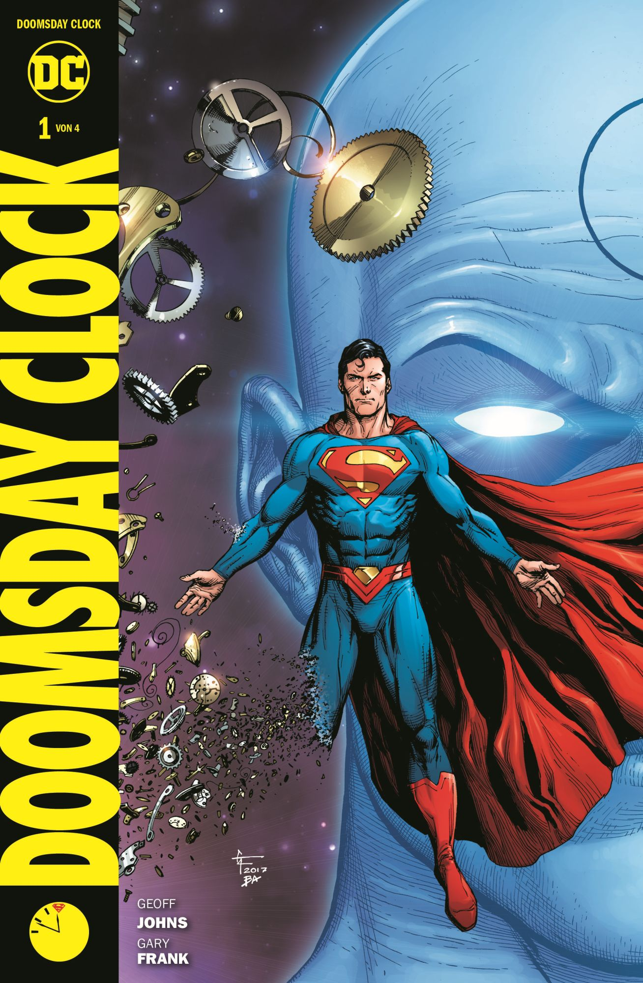 Doomsday Clock Bd. 1-4