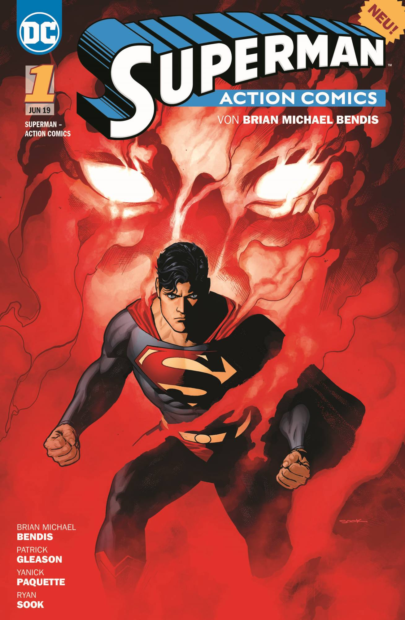 Superman: Action Comics Bd. 1