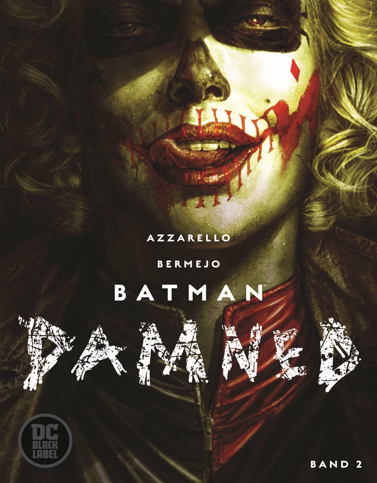 Batman Damned Bd. 2