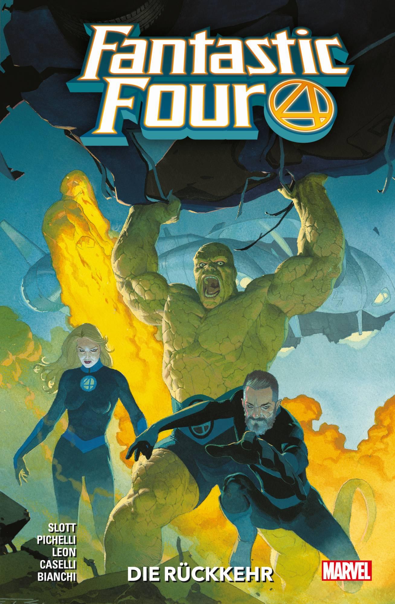 Fantastic Four Bd. 1 - Die Rückkehr