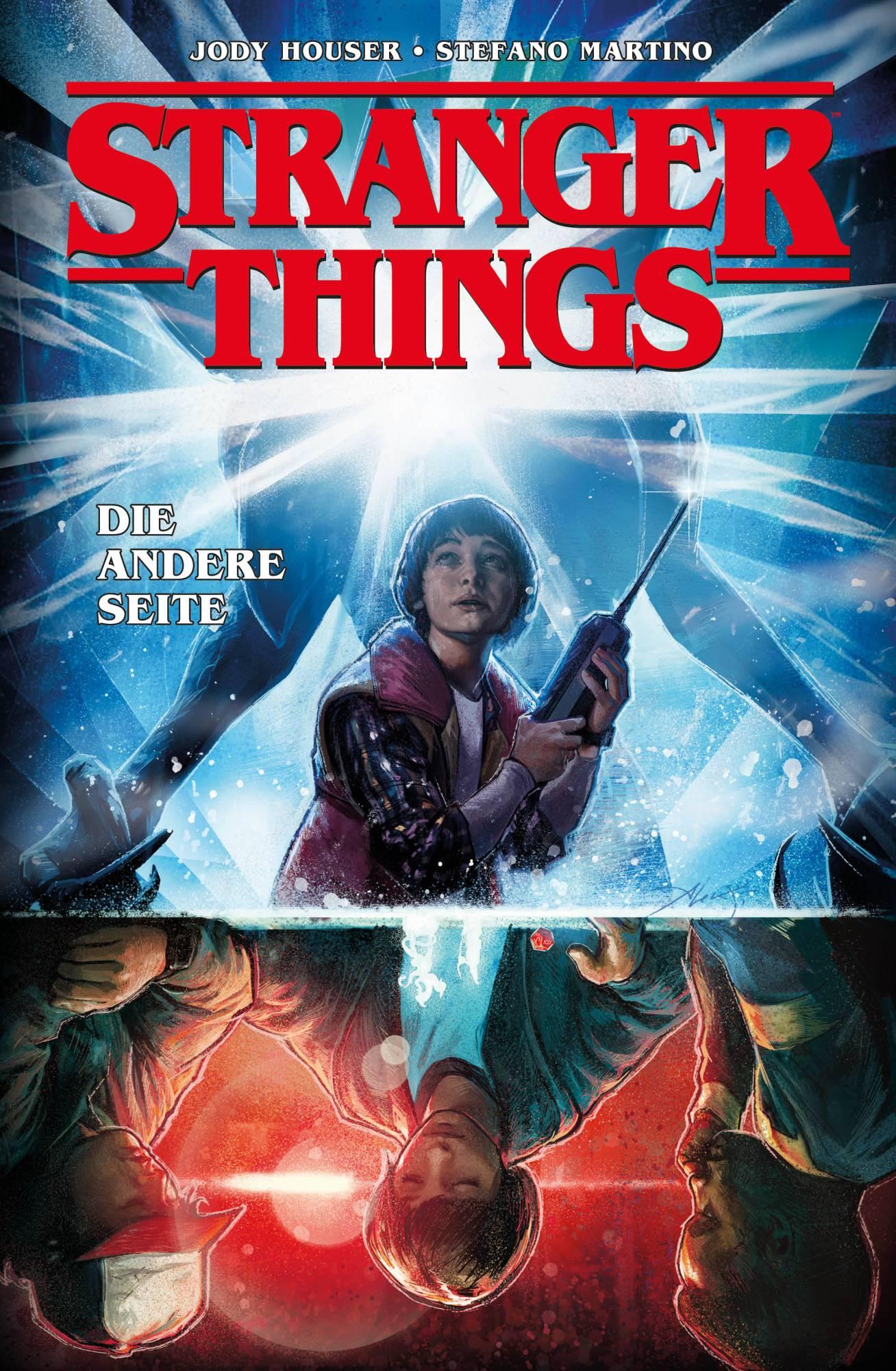 Stranger Things Bd. 1 - Die andere Seite