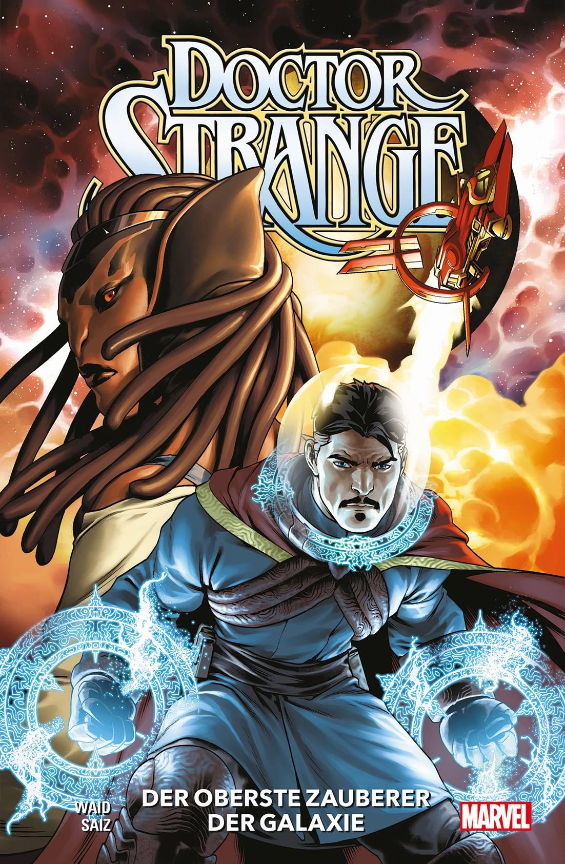 Doctor Strange Bd. 1 - Der oberste Zauberer der Galaxie