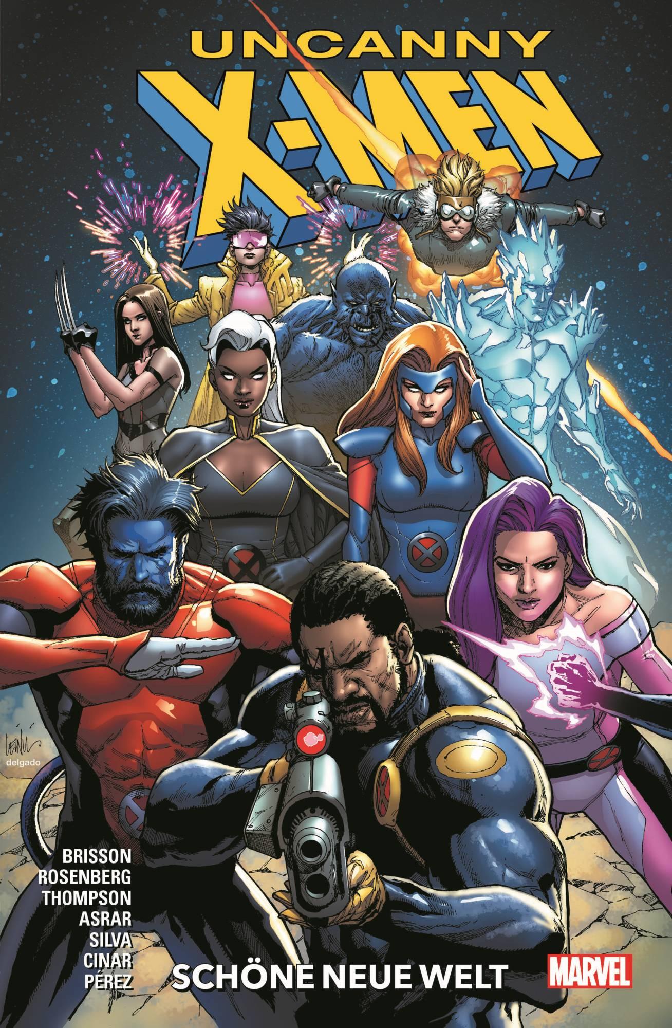 Uncanny X-Men Bd. 1 - Schöne neue Welt