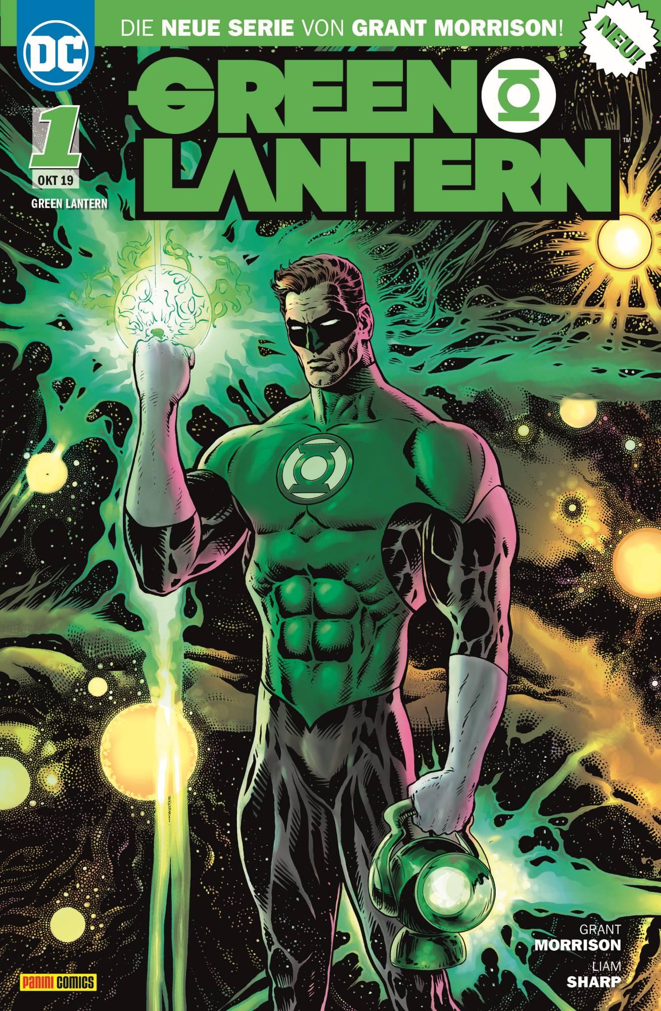 Green Lantern Bd. 1 - Pfad der Finsternis