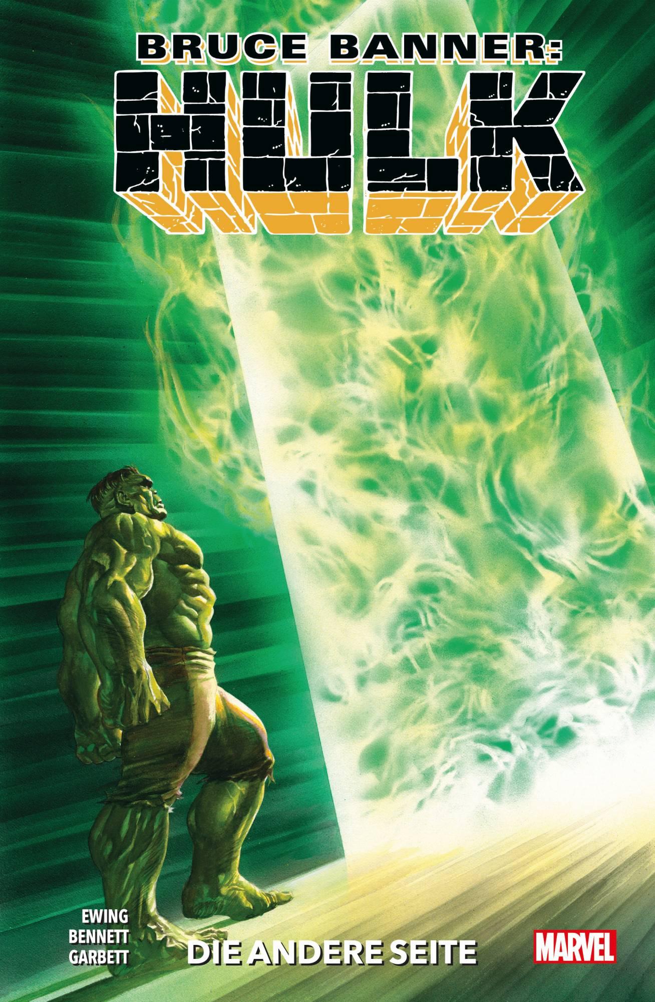 Bruce Banner: Hulk Bd. 2 - Die andere Seite