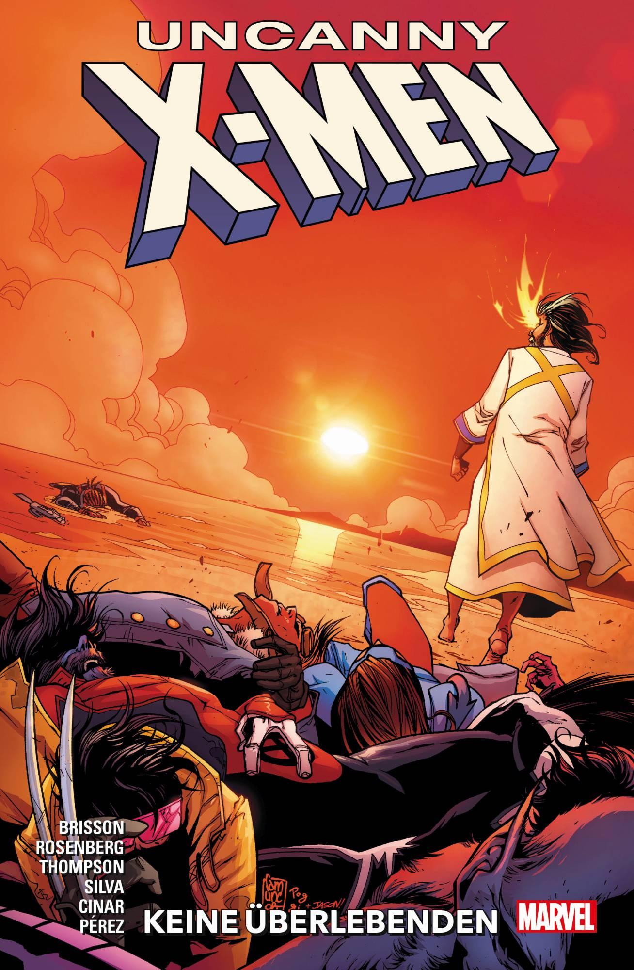 Uncanny X-Men Bd. 2 - Keine Überlebenden