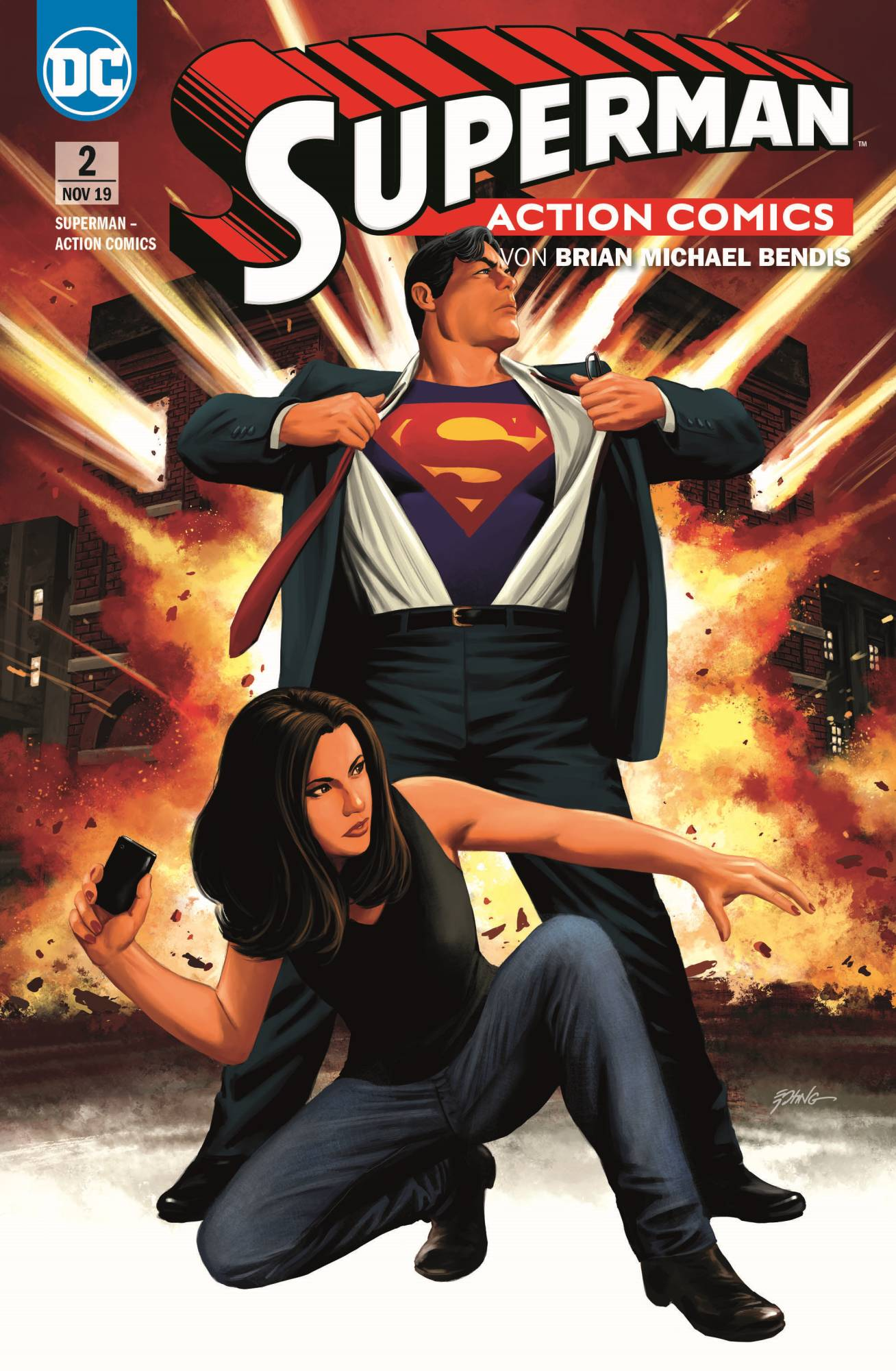 Action Comics Bd. 2 - Leviathan erwacht