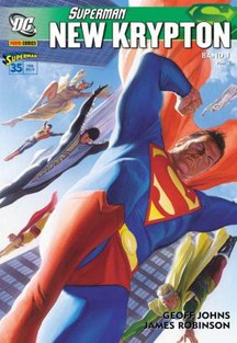 Superman Sonderband 35: New Crypton 1