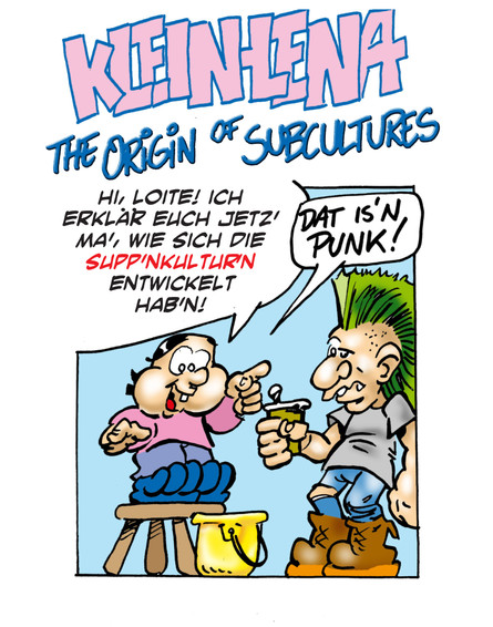 Klein-Lena: The Origin Of Subcultures