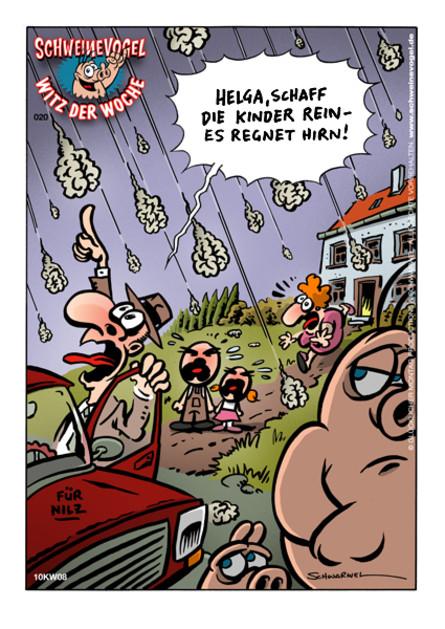 Horror Comics Deutsch