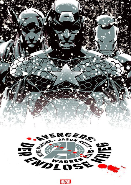 Marvel Graphic Novel: Avengers - Der endlose Krieg