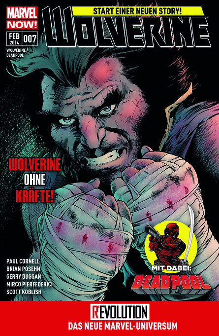 Wolverine/Deadpool 7