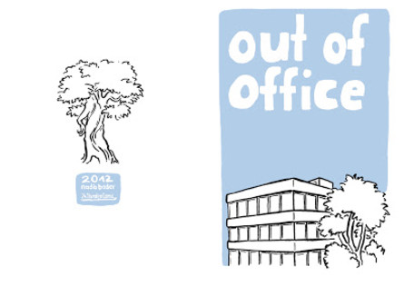 24h Comic: out of office