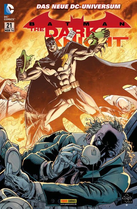 Batman - The Dark Knight 21