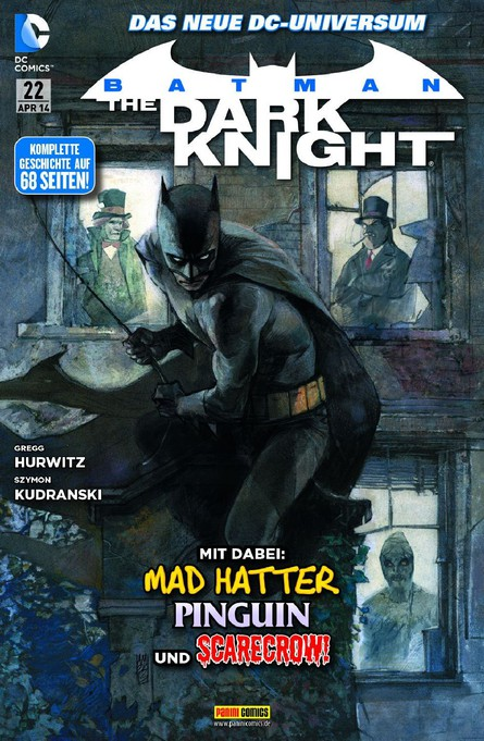 Batman - The Dark Knight 22