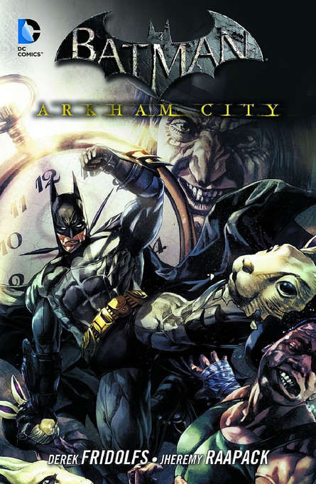 Batman: Arkham City 4
