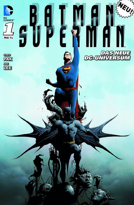 Batman/Superman 1