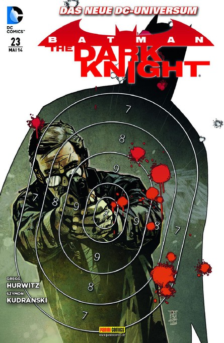 Batman - The Dark Knight 23