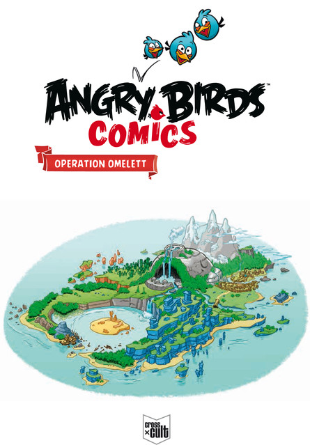 Angry Birds 1: Operation Omlette