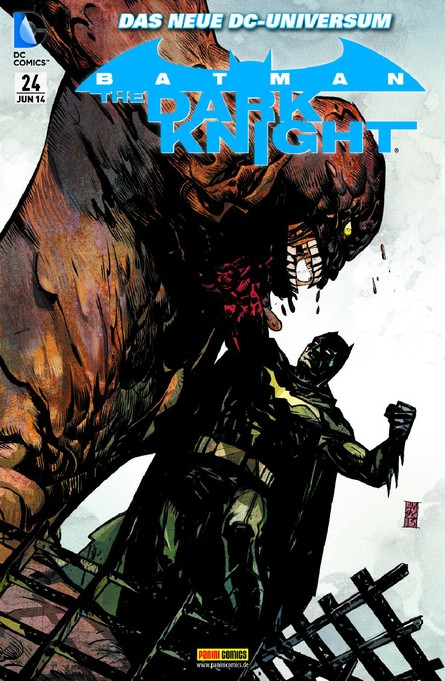 Batman - The Dark Knight 24