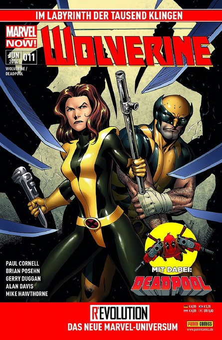 Wolverine/Deadpool 11