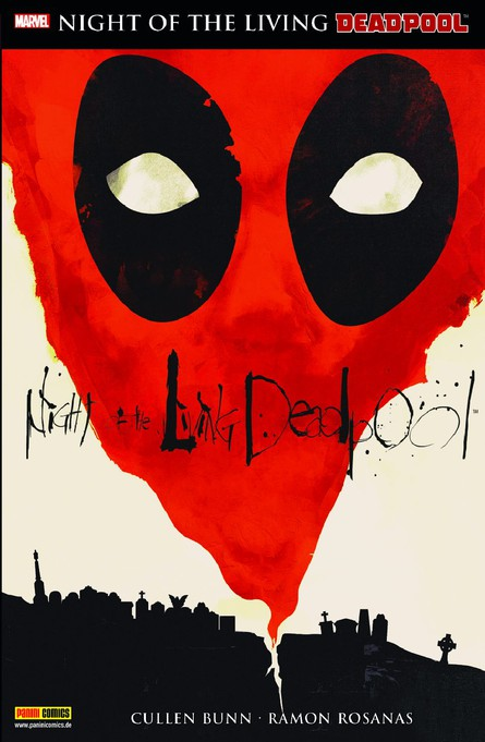 Deadpool: Night of the living Deadpool