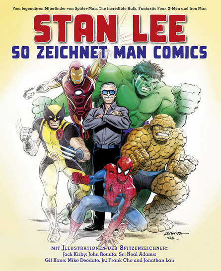 Stan Lee: So zeichnet man Comics