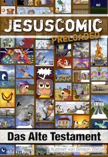 JesusComic Preloaded: Kapitel 47: Veganer