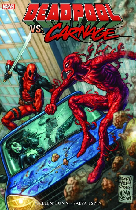 Deadpool vs. Carnage