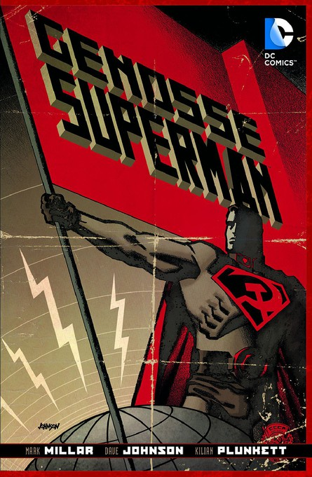 Genosse Superman Softcover