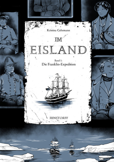 Im Eisland: Band 1: Die Franklin-Expedition
