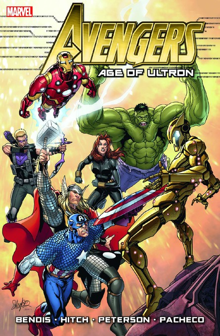 Avengers: Age of Ultron Paperback Softcover