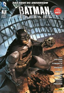 Batman Eternal 15