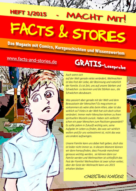 FACTS & STORIES 2 - Leseprobe