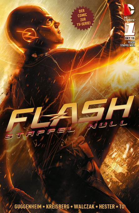 THE FLASH: STAFFEL NULL 1