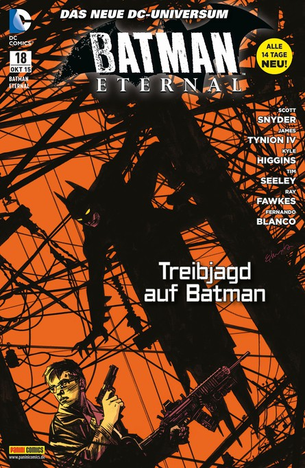 BATMAN ETERNAL 18