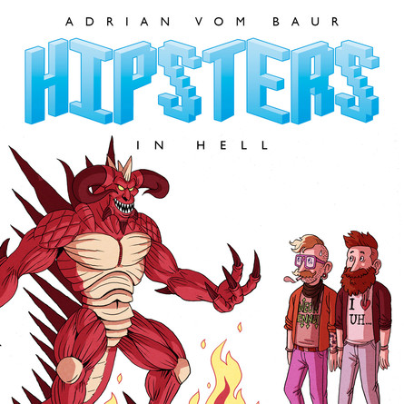 HIPSTERS in Hell