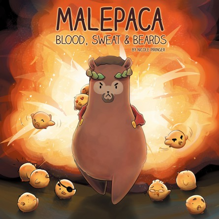 Malepaca - Blood, Sweat & Beards