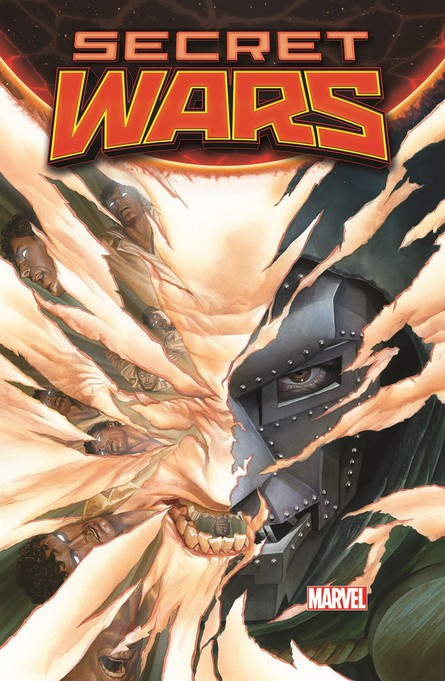 SECRET WARS 5 (VON 9)