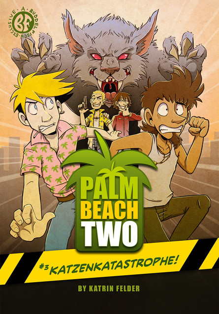 Palm Beach Two - Episode 3: Katzenkatastrophe!