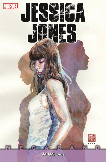 JESSICA JONES MEGABAND: ALIAS BAND 1 (VON 2)