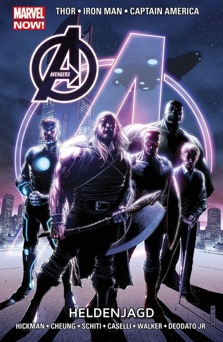 MARVEL NOW! PAPERBACK: AVENGERS 6