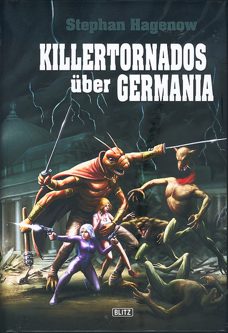 Killertornados über Germania