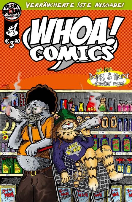 Süße Brünette Masturbiert Beim Comic Lesen
