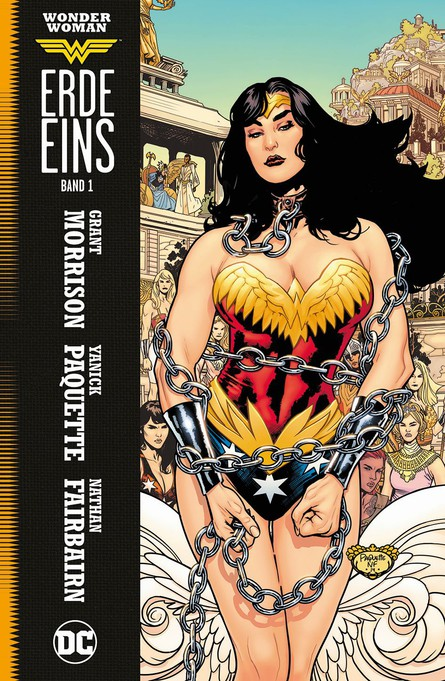 WONDER WOMAN: ERDE EINS 1