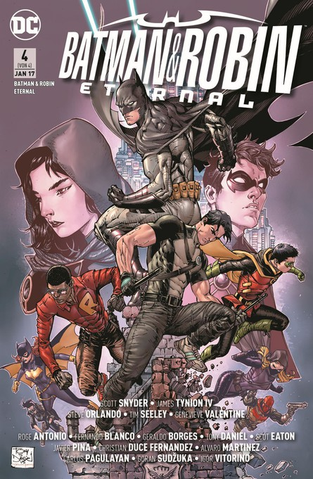 BATMAN & ROBIN ETERNAL 4
