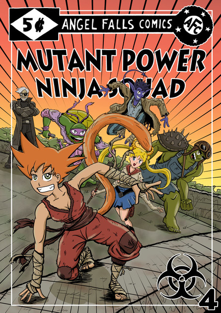 Mutant Power Ninja Squad